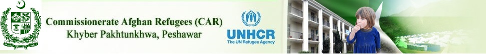 Commissionerate Afghan Refugees