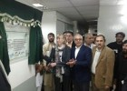 Inauguration of Newly Upgraded Radiology Department in KTH, Peshawar